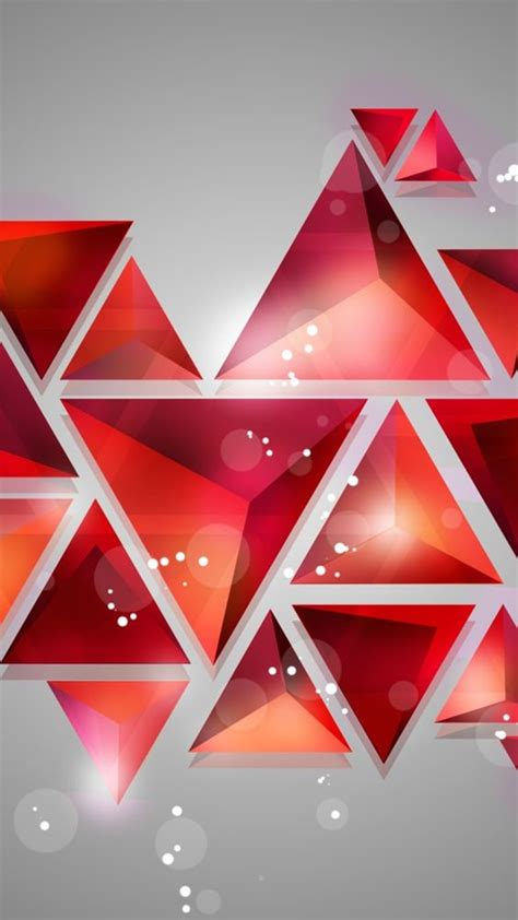 Geometric Shapes Wallpaper 40 geometric iphone wallpapers to decorate your screen
