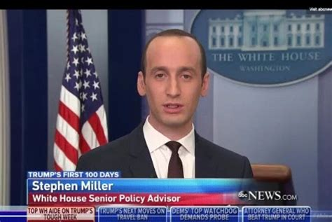 stephen miller uncle now this mary cummins investigative reporter writer speaker