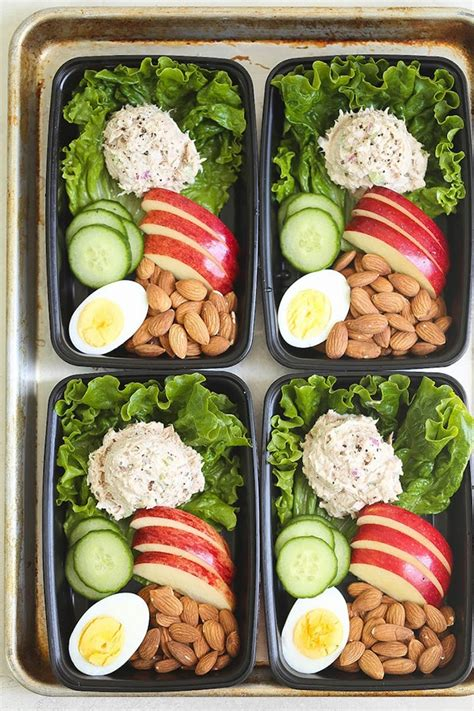 healthy lunch ideas  pack  work daily burn
