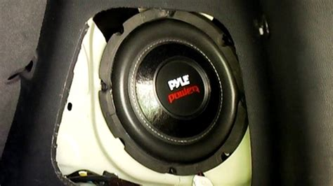 Kia Soul Subwoofer Kia Soul Stock Subwoofer Speaker Replacement