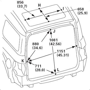 Honda Odyssey Interior Dimensions by The World S Catalog Of Ideas