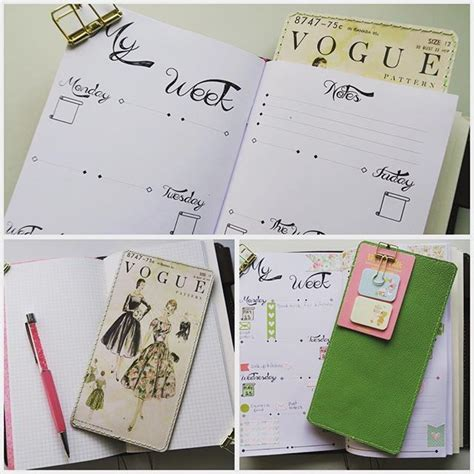 pattern matching journal 526 best images about midori style traveler s notebooks