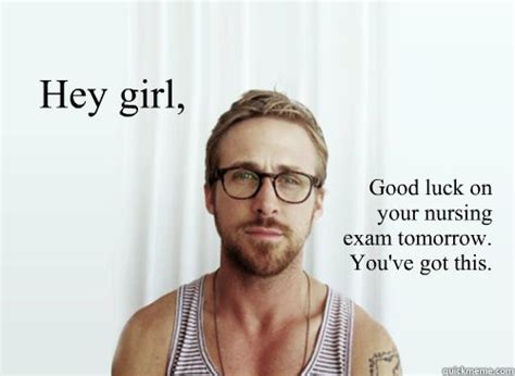 Nursing Finals Meme - ryan gosling finals week memes quickmeme
