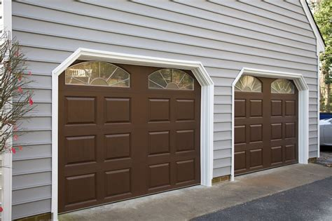 Fiberglass Garage Door fiberglass garage doors enhance chesterfield home