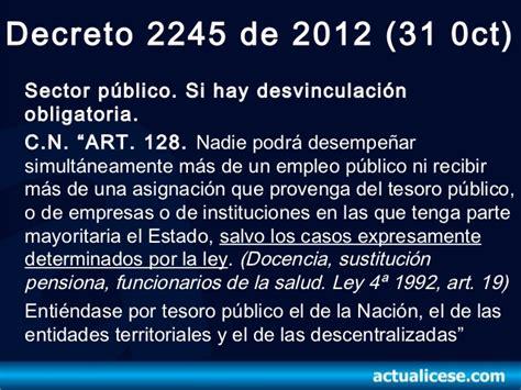 termino el tramite de asignacion a monotributista cuando empiezo a cobrar decreto 2245 de 2012 retiro por pensi 243 n