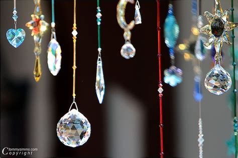 hanging crystals search chimes and hanging