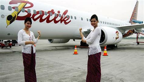batik air mendarat di terminal berapa tiga airbus a320 perkuat maskapai batik air bisnis tempo co