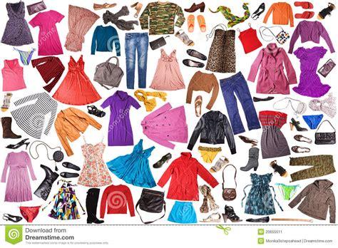 image clothing clothing background stock image image of color choice