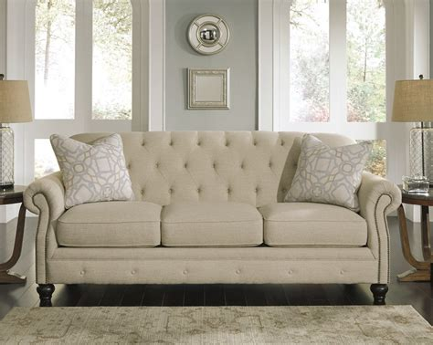 ashley tufted sofa ashley furniture tufted sofa ashley alia tufted roll back