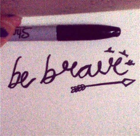 brave tattoos 25 best ideas about brave on be brave