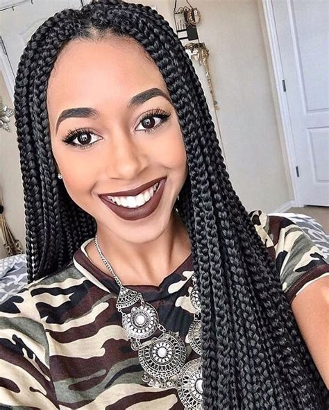 are justice braids good for the hairline 17 best images about box braids on pinterest big box