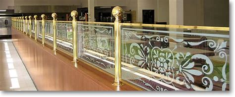 Banister Fittings Cbw Partition Railings