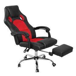 racing office chair recliner relax gaming executive