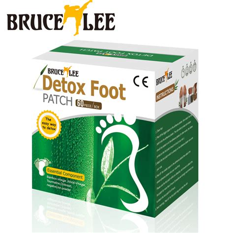 What Is A Detox Foot Patch by Detox Slimming Gold Foot Patch Centralblogs