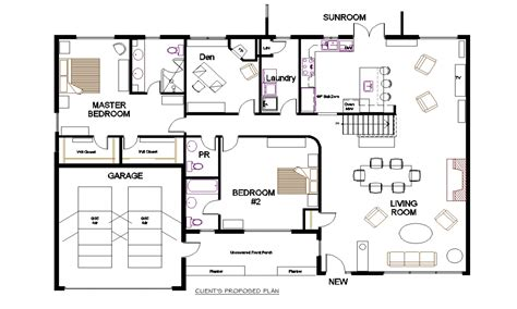 open home plans bungalow open concept floor plans small open concept