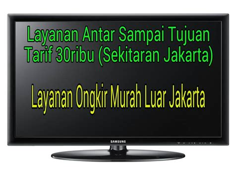 Tv Led Samsung Bisa jual led tv samsung 32 quot series 4003 bangkit jaya elektronik