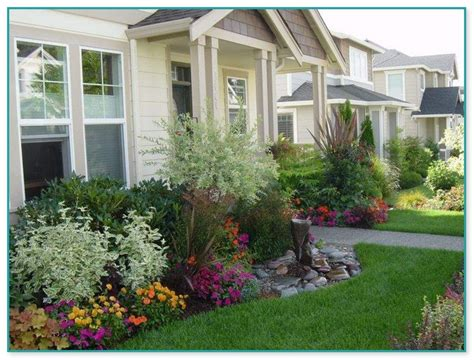 landscaping plants for front of house