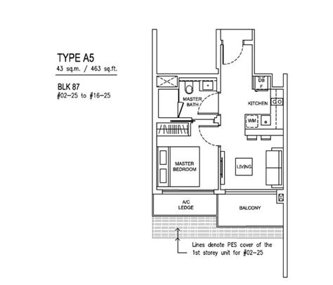 jewel buangkok site plan developer sale official jewel buangkok floorplan 1 bedroom new launch condo