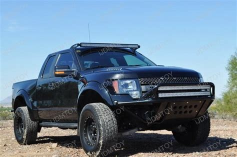 ford raptor led light bar 50 quot 480w high power led light bar for ford raptor svt