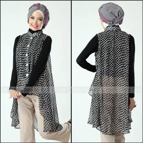Jual Baju Atasan Blouse Muslim Gamis Cardy Rompi Olis Vest tunik baju muslim gamis modern gamis muslimah cantik dan murah