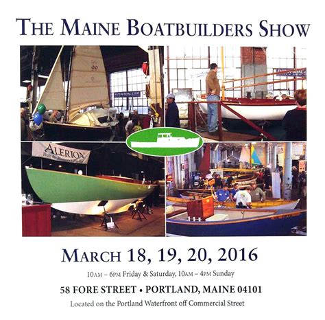 boat show maine 2017 maine boat builders show march 24 25 26 2017 wilbur yachts