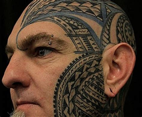 face tattoos tattoo insider