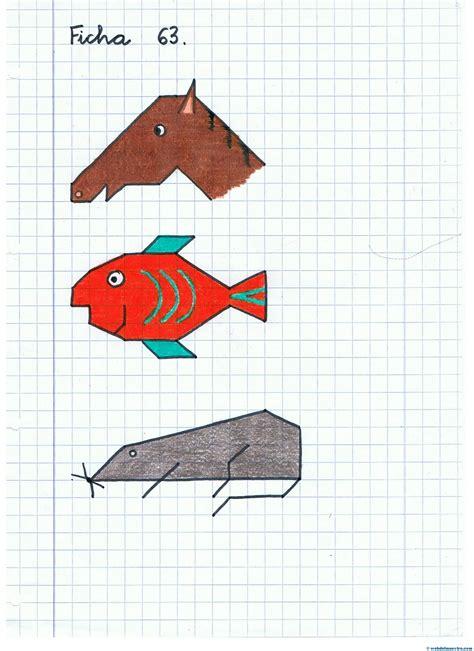 imagenes faciles para dibujar en cuadricula dibujos en cuadr 237 cula web del maestro
