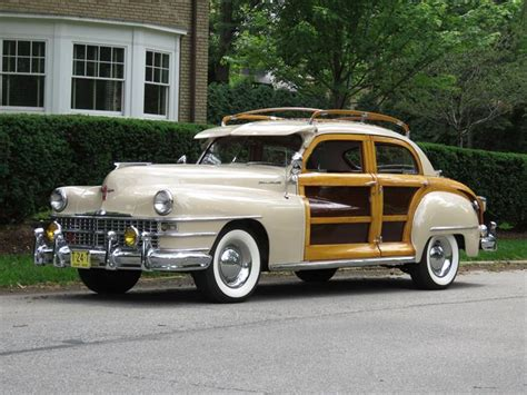 1948 Chrysler Town And Country by 1948 Chrysler Town Country Classiccars Journal