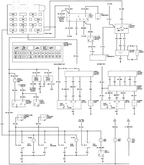 jeep jk door wiring diagram