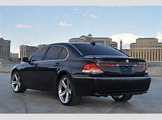 2004 BMW 745 LI 4 DOOR SEDAN - 130444 745