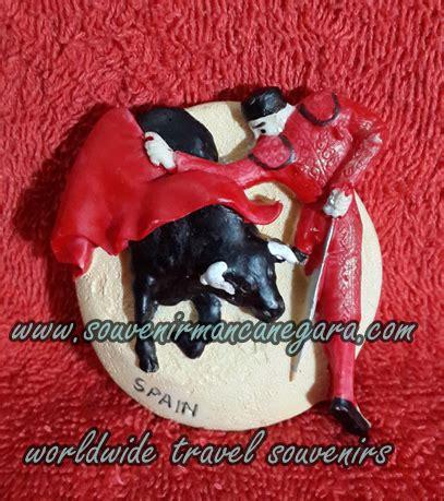 Souvenir Khas Gantungan Kunci Negara Spanyol souvenir khas mancanegara souvenir spanyol