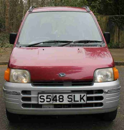 Daihatsu Move Plus Daihatsu 1998 Move Plus Automatic Lovely Kei Car 74850