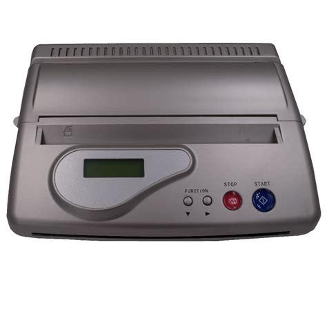 tattoo thermal printer canada achetez en gros pochoir de tatouage papier imprimante en