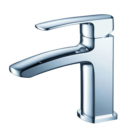fresca fiora single 1 handle low arc bathroom faucet