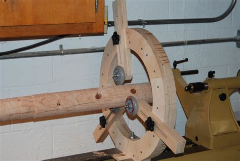 Plans For Wood Lathe Steady Rest