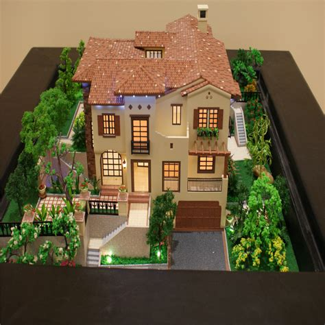 miniature homes models model miniature house real estate property for sale villa