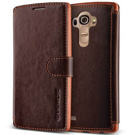 Verus Dandy Layered Leather Lg G5 Original Coffe Original featured top 10 best cases for the lg g4