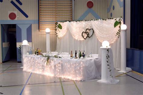 Deko F R Hochzeitstisch by Hochzeitstisch Fotos