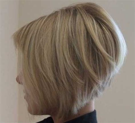 short stacked haircuts for fine hair that show front and back 15 short haircuts for fine straight hair short