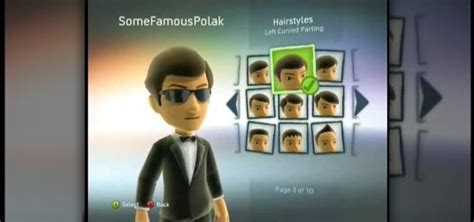 hairstyles xbox avatar xbox avatar hairstyles hairstyles by unixcode