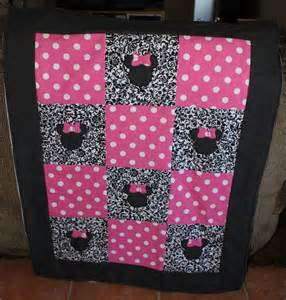 Minnie Mouse Quilt by Discover And Save Creative Ideas