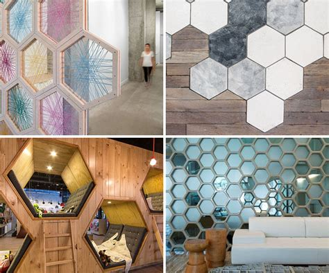 Kitchen Tiles Ideas 19 Ideas For Using Hexagons In Interior Design And