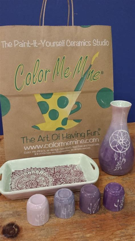 color me mine highland 25 best ideas about color me mine on pottery