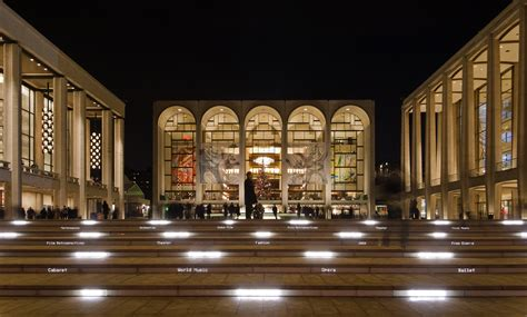 lincoln center in new york city west side story the of lincoln center the bowery