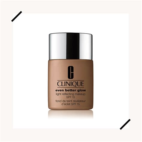 Foundation Clinique Even Better clinique even better glow foundation byrdie uk