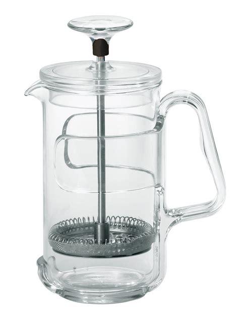 Coffee Maker Tea Maker Akebonno Zj 88 8 8ltr in fusion coffee maker 8 cups 8 cups black by guzzini