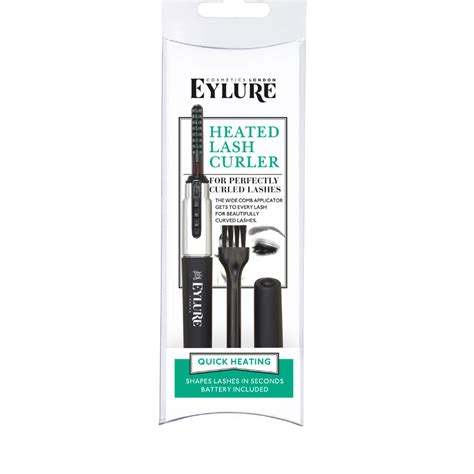 Heated Lash Curler eyelash curler eyelash applicator lash curler eylure