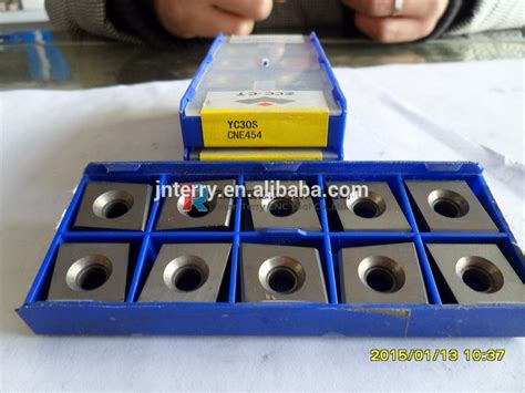 Insert Rckt12t4mo Pm Ybg202 Box zccct carbide milling insert ybg202 seet 12t3 dr at