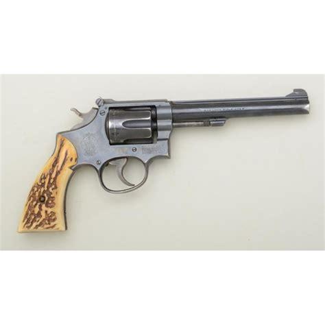 k d smith auctions smith wesson k 22 5 screw da revolver 22lr cal 6