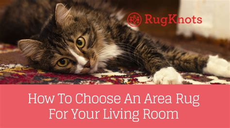 How To Choose Area Rug How To Choose An Area Rug For Your Living Room Rugknots